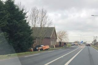 'Kans op ongeval op provinciale weg is groter'